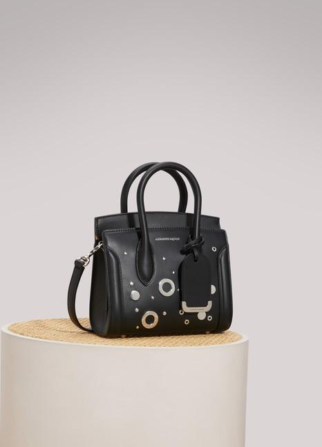 Alexander McQueenHeroine 21 leather handbag