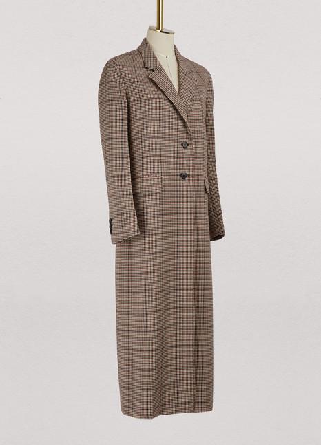 PradaManteau long en laine