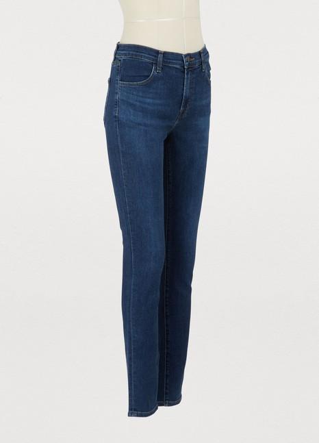 J BrandJean skinny taille haute Maria