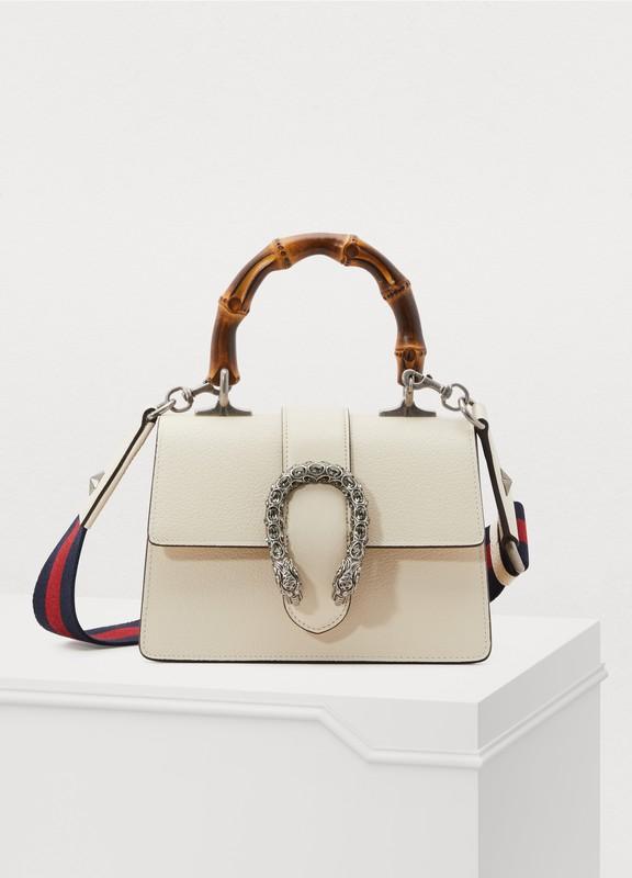 0ed6c333fdc3 Gucci. Dionysus bamboo handbag