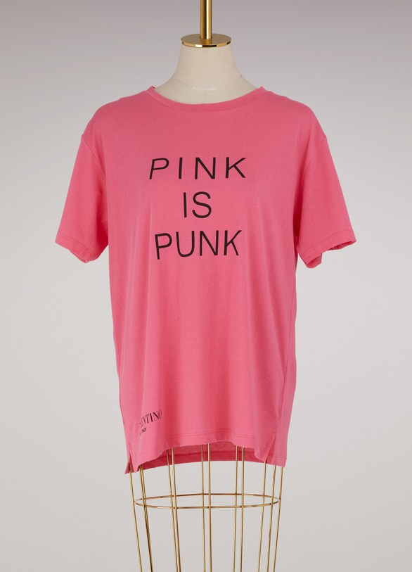 ValentinoPunk oversized t-shirt