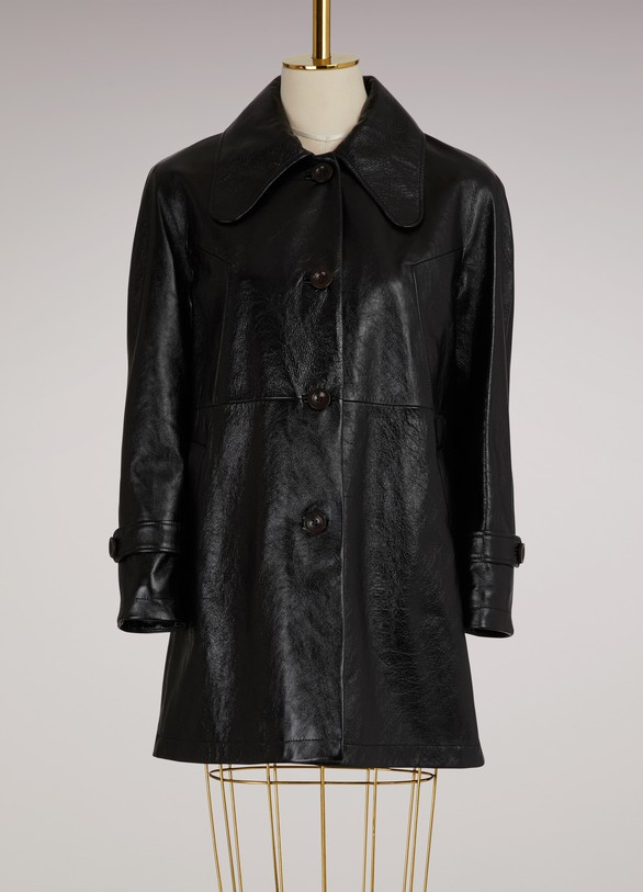 Chloé Leather coat