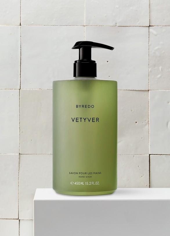 BYREDOGel nettoyant pour les mains Vetyver 450 ml