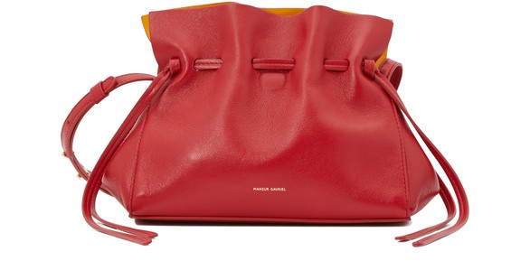Mini Protea Shoulder Bag by Mansur Gavriel