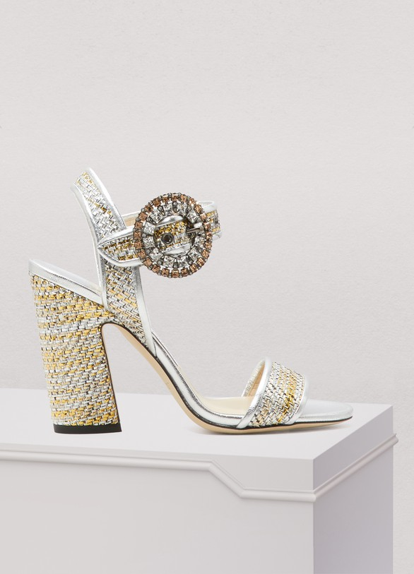 Jimmy Choo Misha 100 sandals