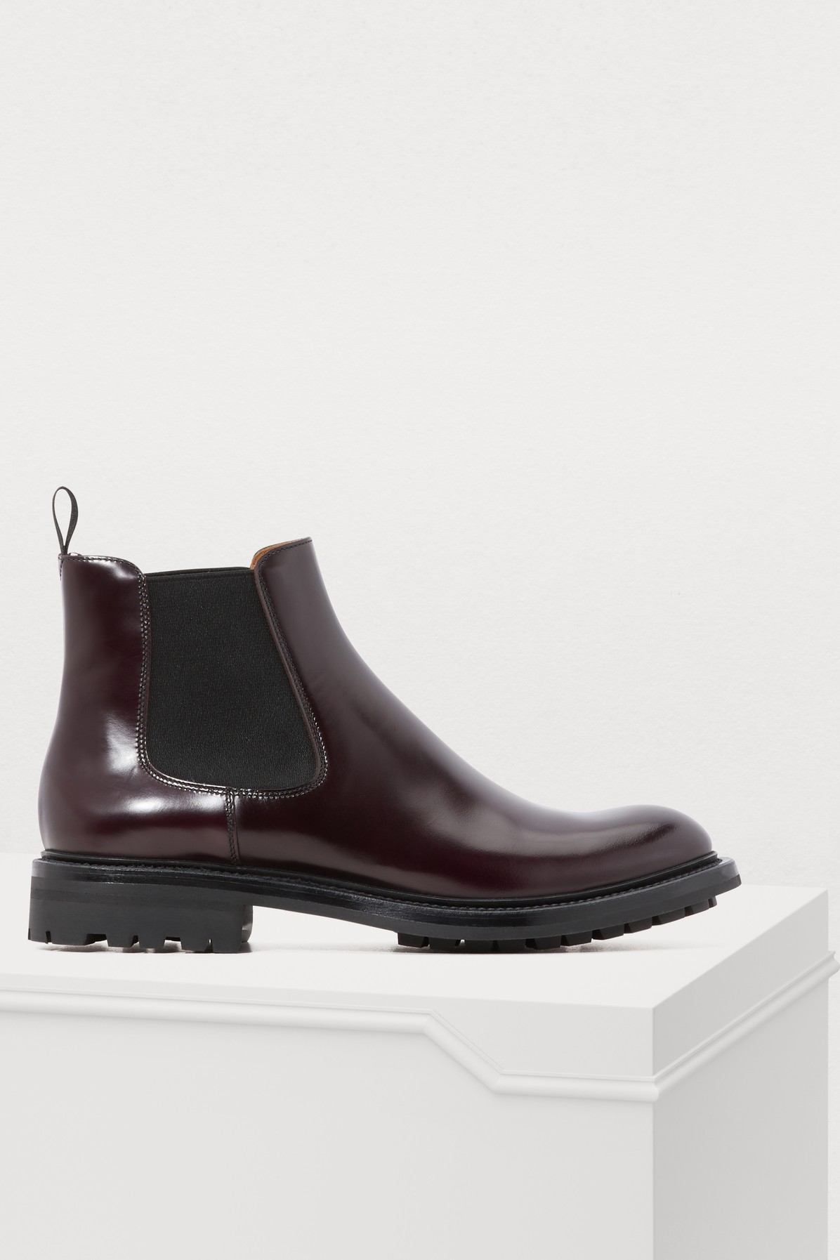 CHURCH'S | Genie leather ankle boots | Goxip