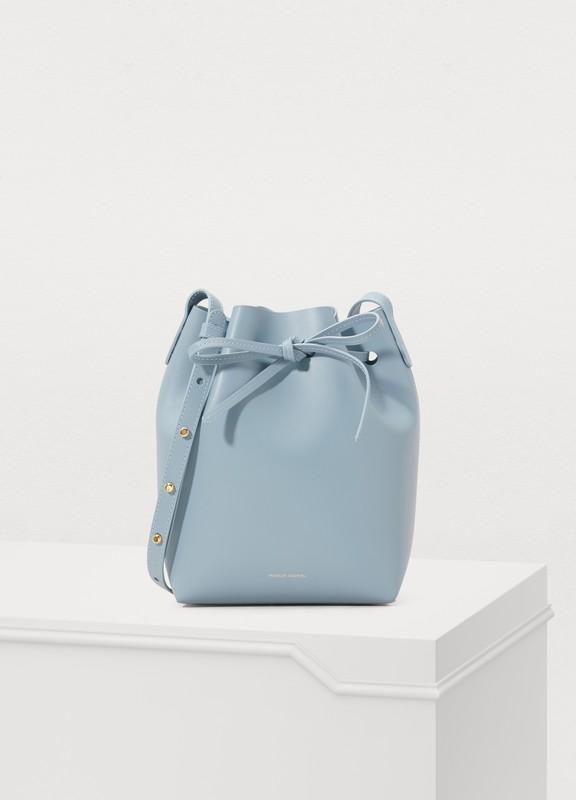 d3786097a1c3 Mansur Gavriel. Calf mini bucket bag