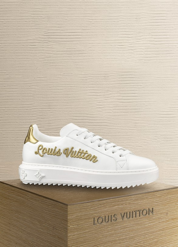 Louis Vuitton Sneaker Time Out