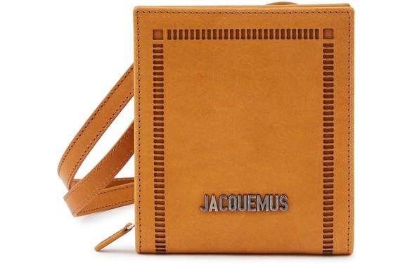 JACQUEMUSLe Gadjo crossover mini bag