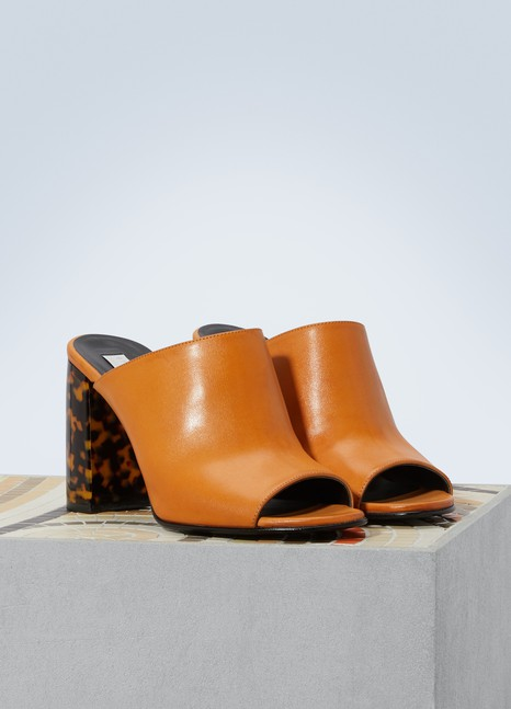 Stella McCartney Heel mules