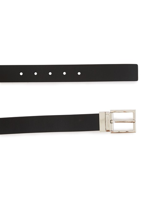 GIVENCHY Reversible buckle belt