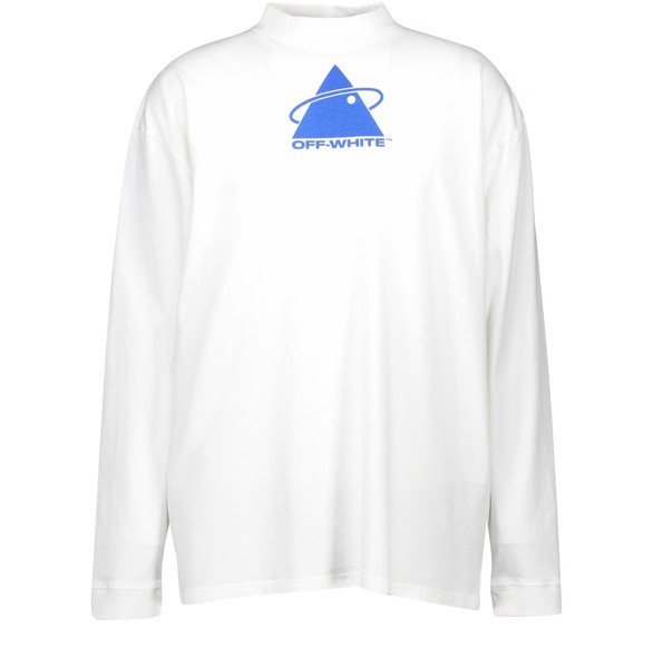 OFF-WHITETriangle Planet t-shirt
