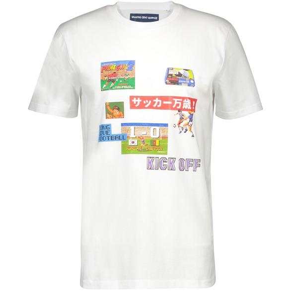 QUATRE CENT QUINZEVideo Games t-shirt