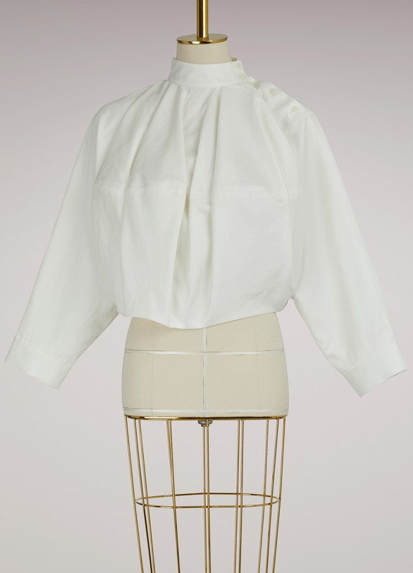 JW ANDERSONT-shirt ballon en coton