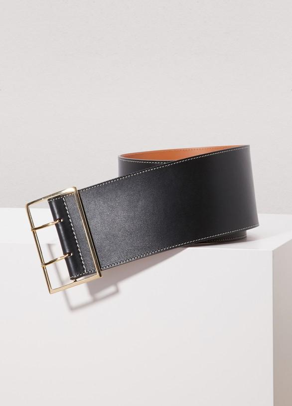 Maison BoinetDouble grommet belt