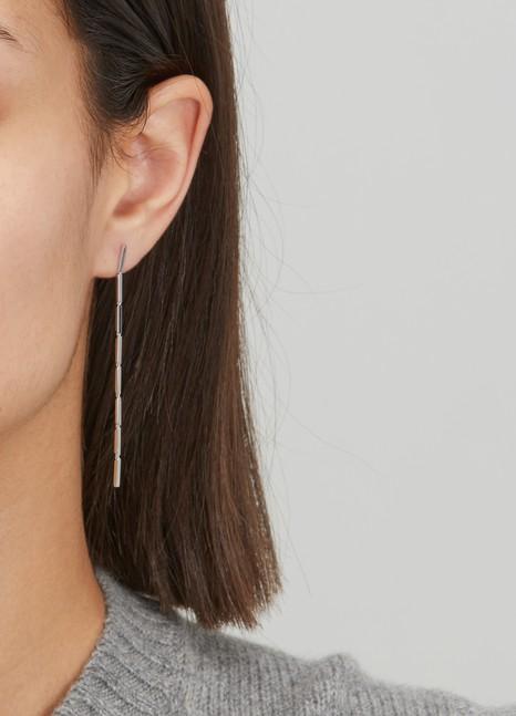 OféeMono boucle d'oreille Brindilles 8 modules