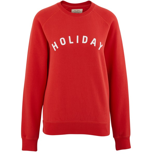 HOLIDAY BOILEAU Sweat Holiday