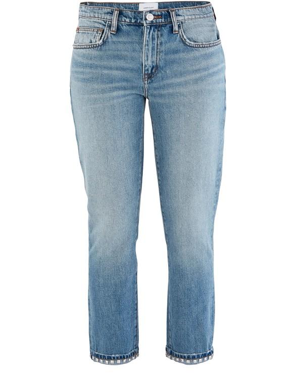 CURRENT/ELLIOTTThe Turnt Fling jeans