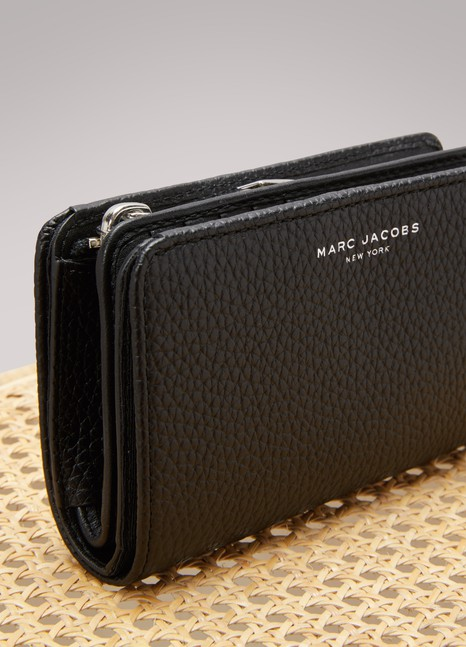 Marc Jacobs Portefeuille Gotham compact vMT6GmRUyj
