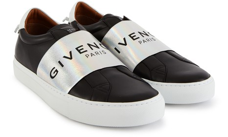 GIVENCHY Baskets basses à bande