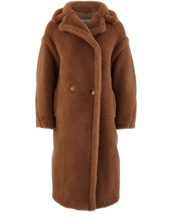 MAX MARA Teddy camel wool coat