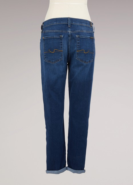 7 For All Mankind Jean Josefina en coton