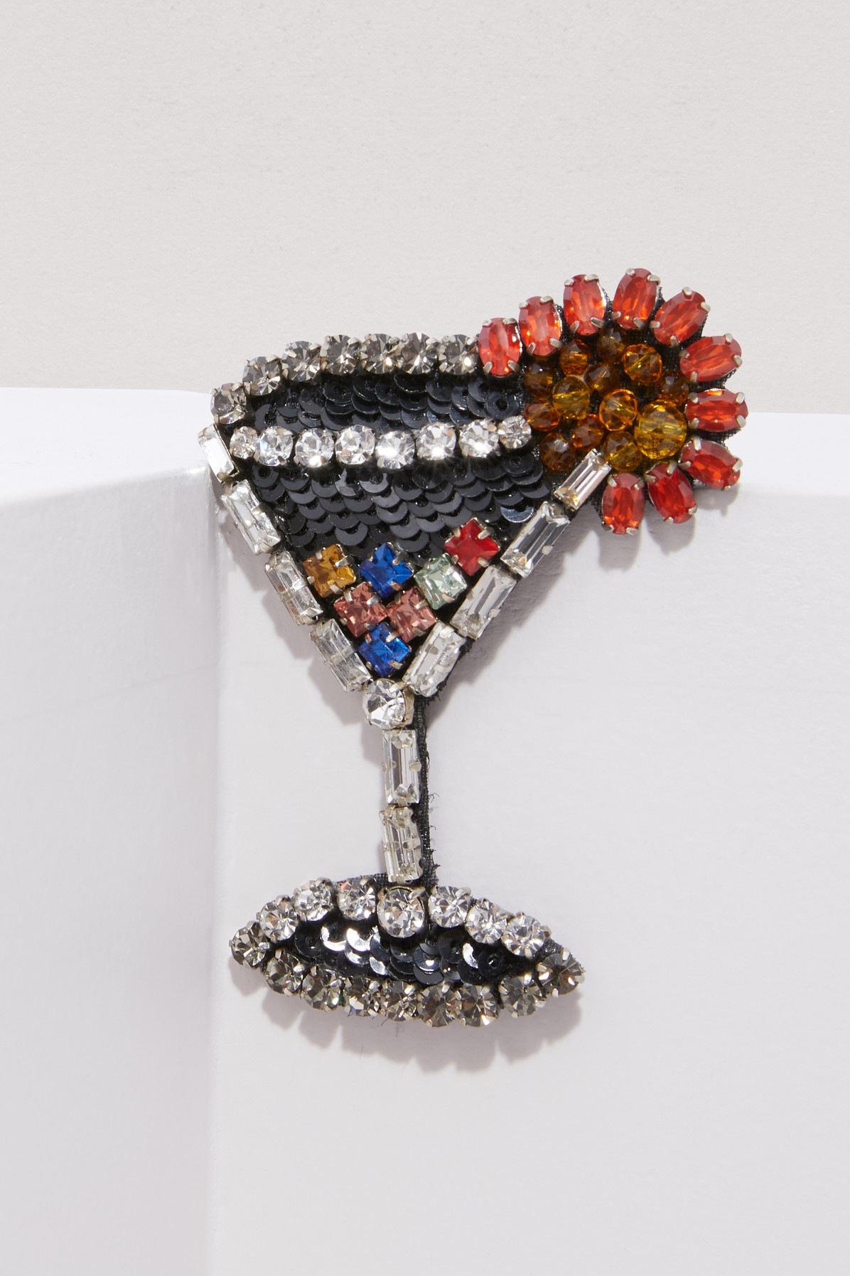 N°21 COCKTAIL BROOCH