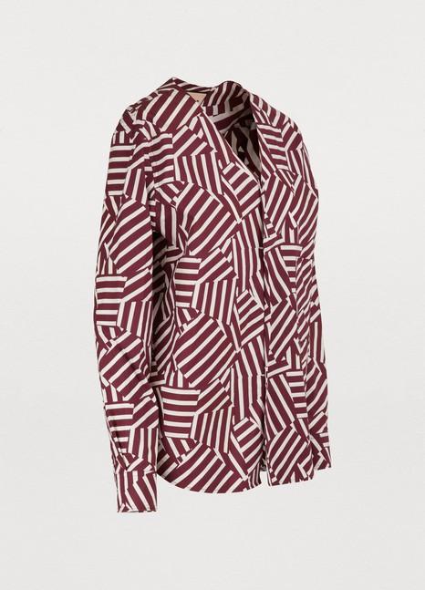 PLAN CPrinted shirt