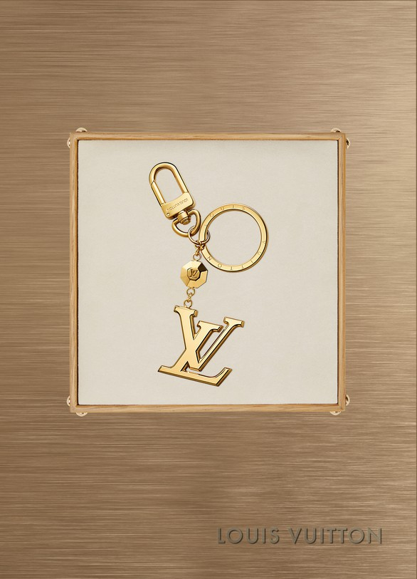 Louis VuittonPorte-clés LV Facettes