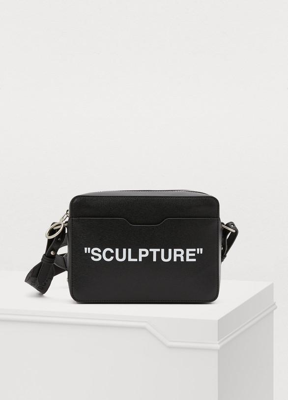 5195d101f Women's Sculpture crossbody bag | OFF WHITE | 24S | 24S