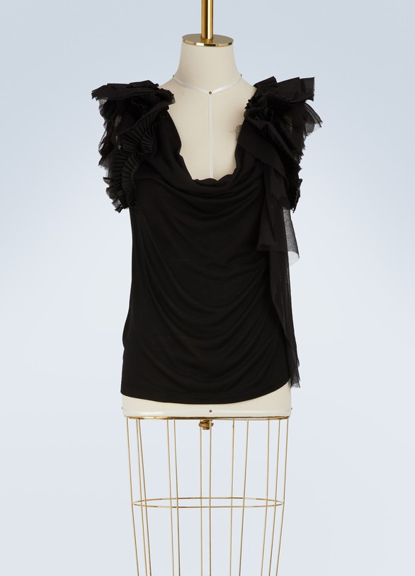 GivenchyHaut sans manches en jersey