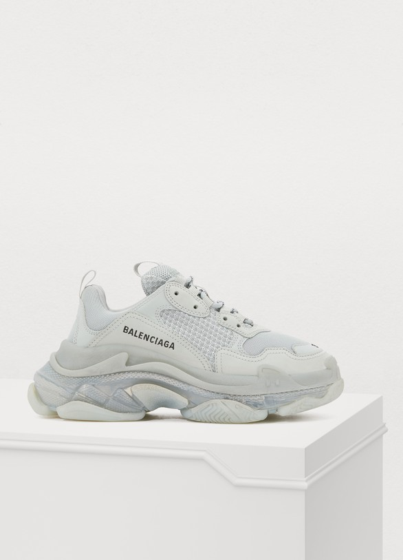"Balenciaga Baskets ""Triple S"""