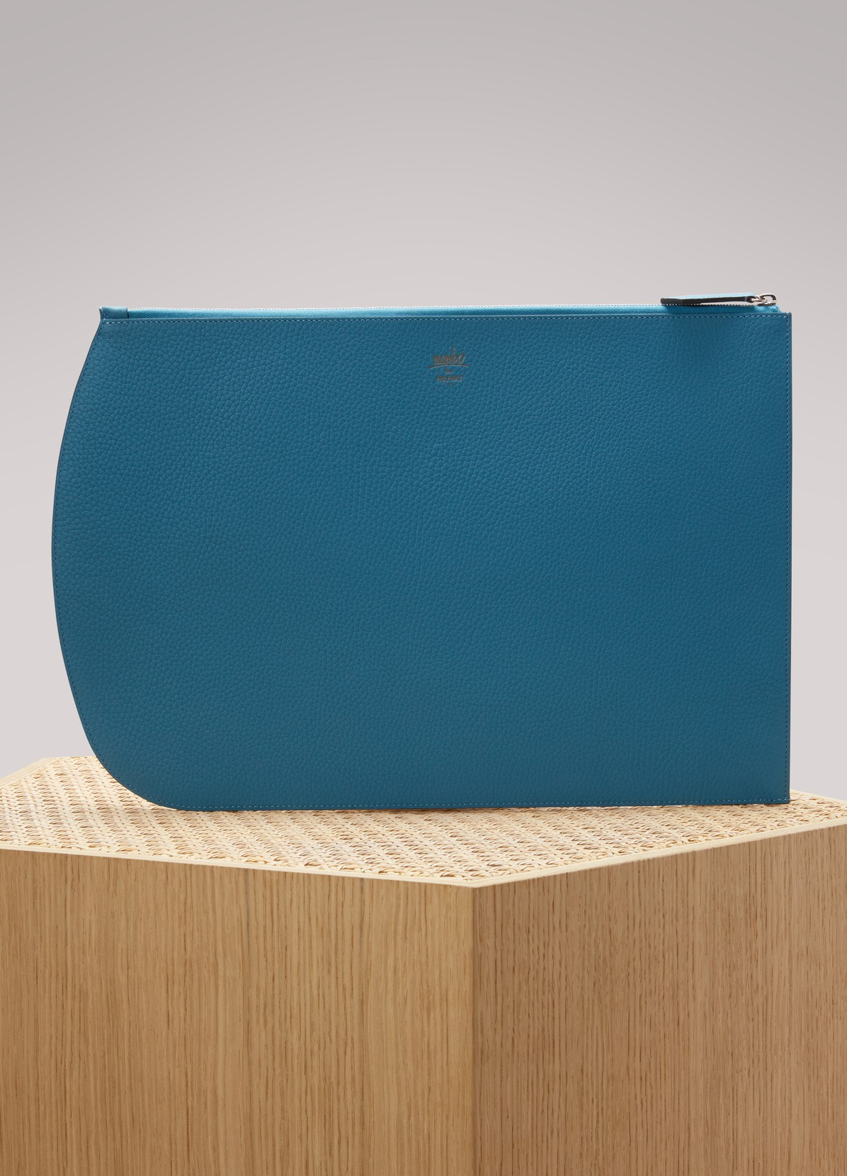 Trousse Michel en marqueterie - Mambo for Moynat -