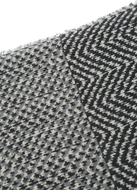 EPICEWool and silk scarf 70x190