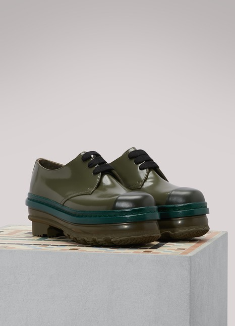 Marni Chaussures à lacets