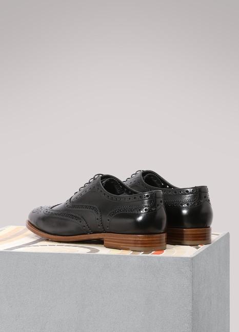 Church's Perforated Burwood 3W brogue shoes wACEEJdlS