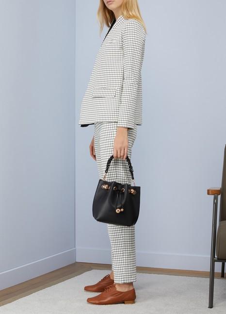 SOPHIA WEBSTERSac porté épaule Mini Romy en cuir