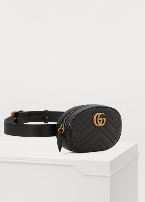 GucciGG Marmont belt bag
