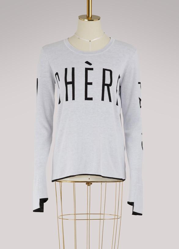 GauchèreLielle logo sweater