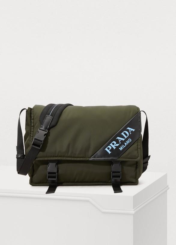 395ca42a51b3 Women s Nylon messenger bag