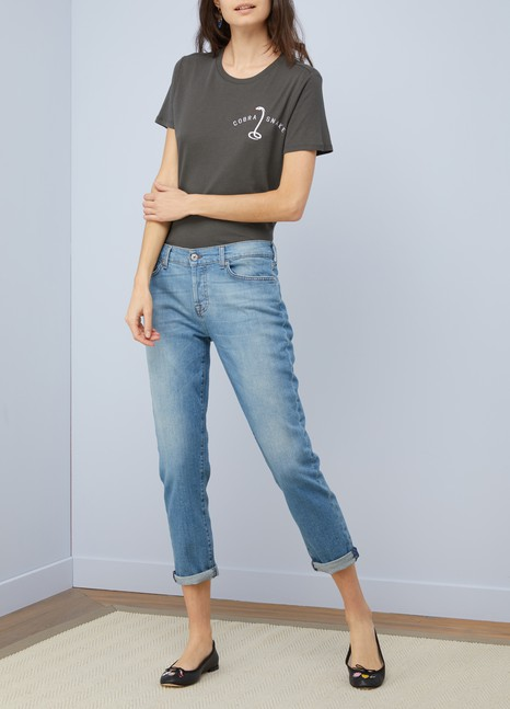 7 FOR ALL MANKIND Jean boyfriend Josefina