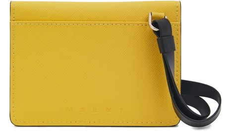 MARNILeather wallet
