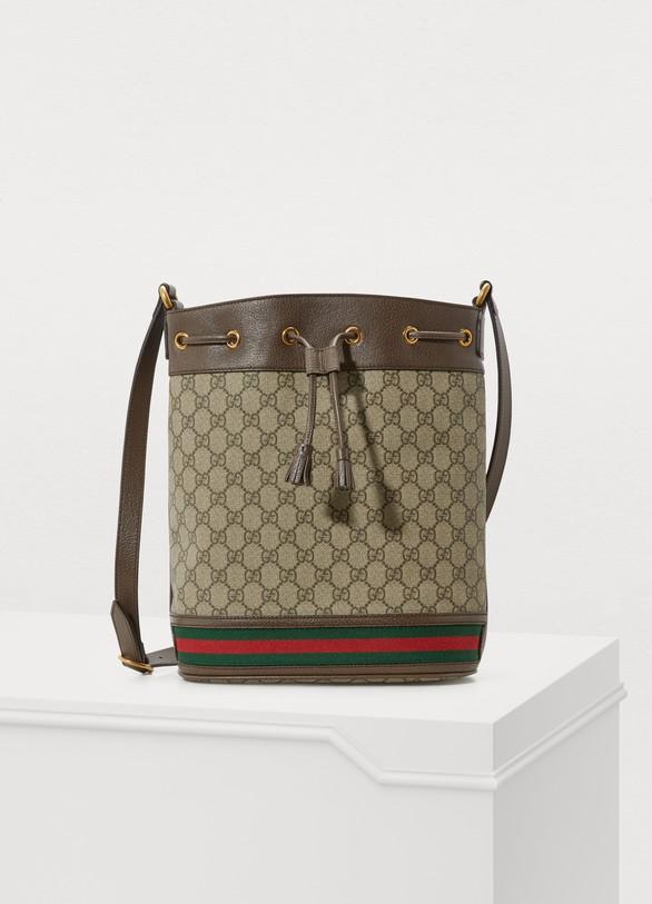94a251bde66 Women s GG supreme bucket bag