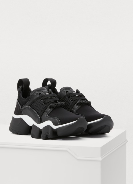 GivenchyJaw low-top trainers