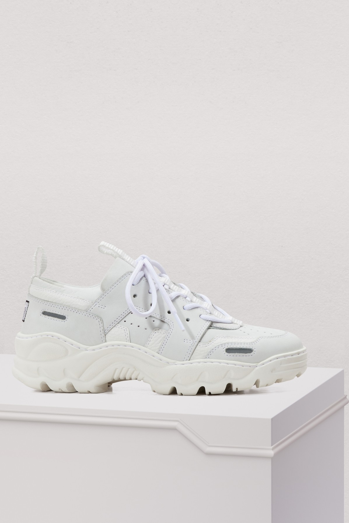 AMI | Running sneakers | Goxip