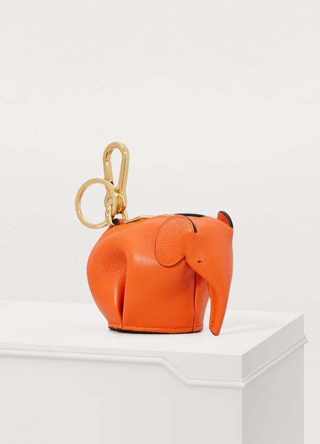 LoeweElephant bag charm