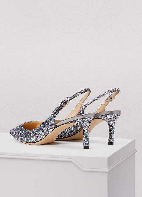 JIMMY CHOO Sling back Erin 60