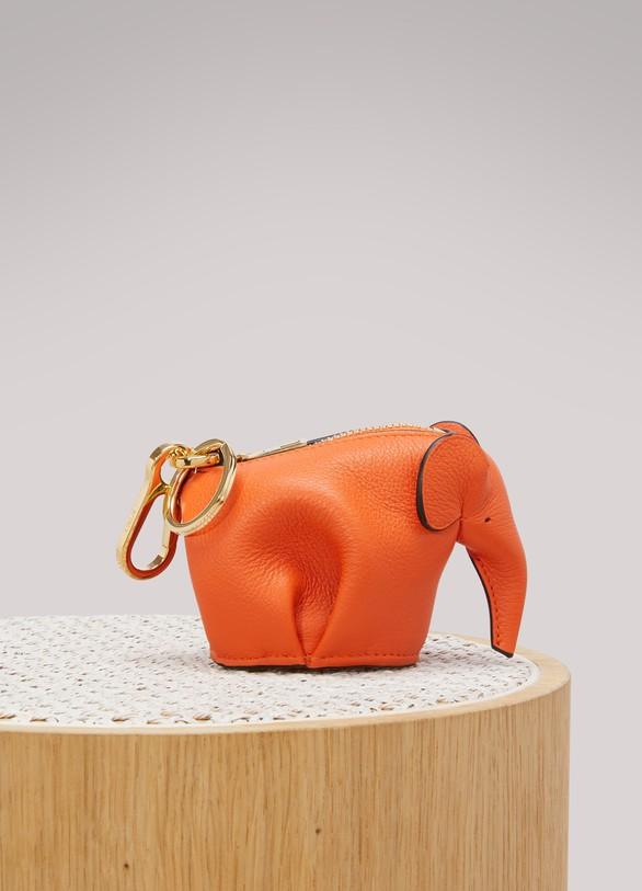 LoeweBijou de sac Éléphant