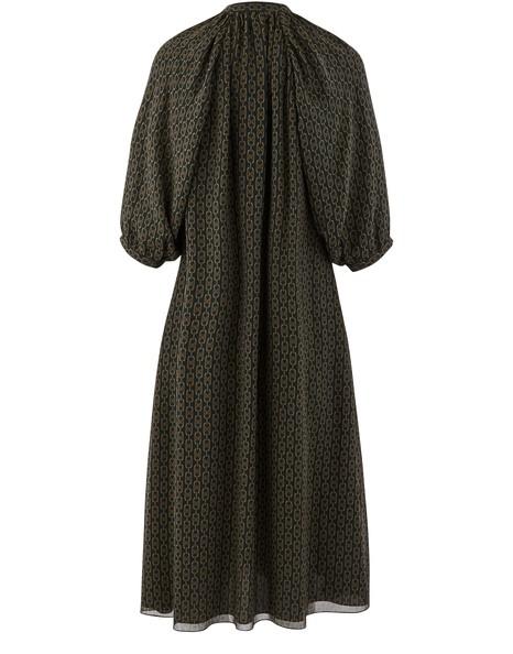 CELINEFolk midi-dress