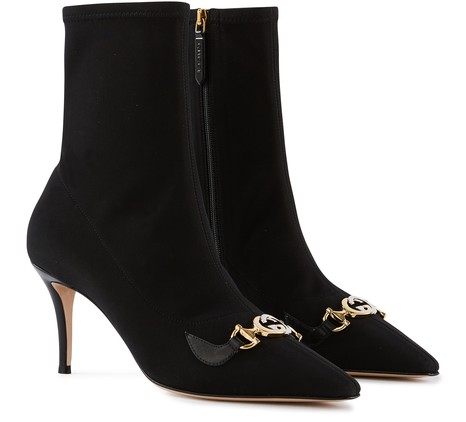 GUCCIZumi heeled ankle boots